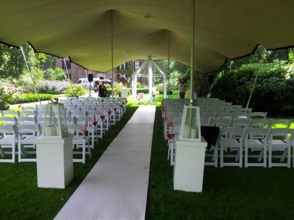 Flexzelt - Flextent - Hochzeit - Bruiloft - Fest