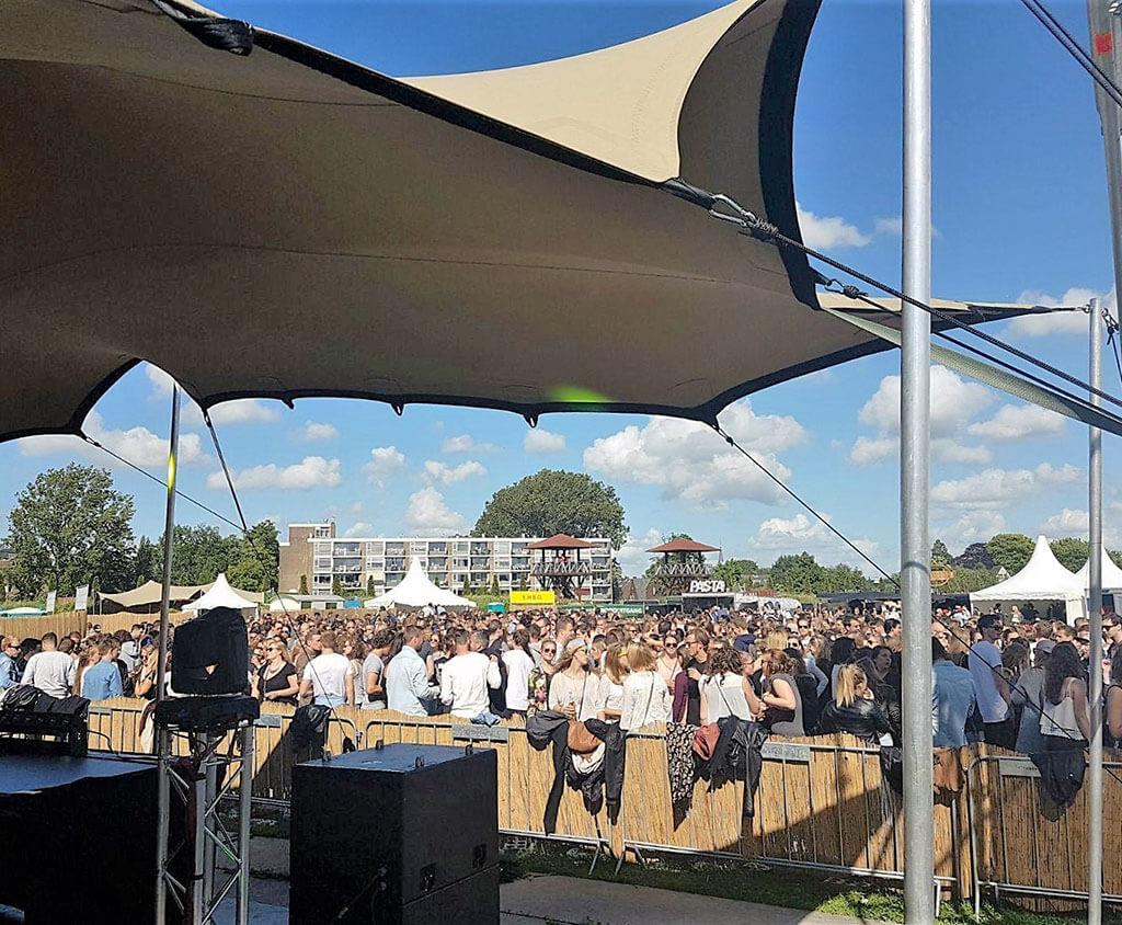 Festival Zelt mieten 1