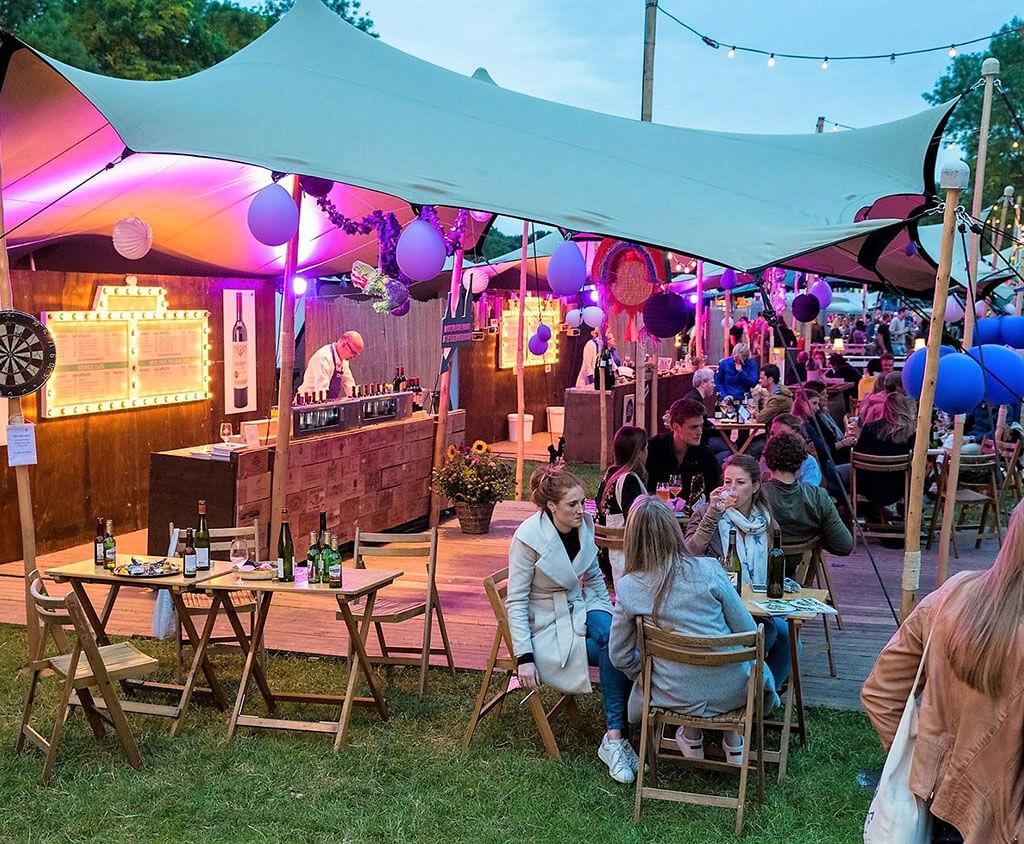 Festival Zelt mieten 2