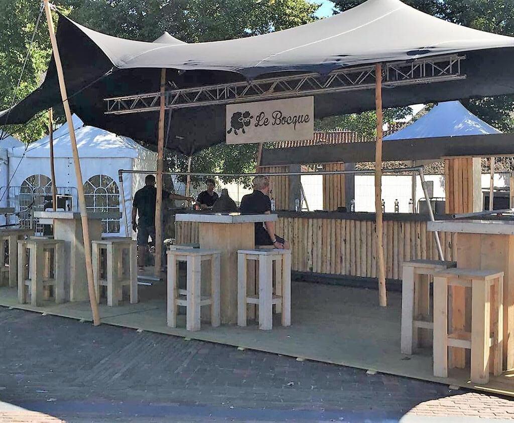 Festival Zelt
