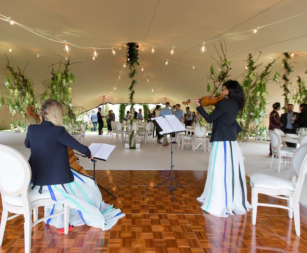 Hochzeitszelt verleih