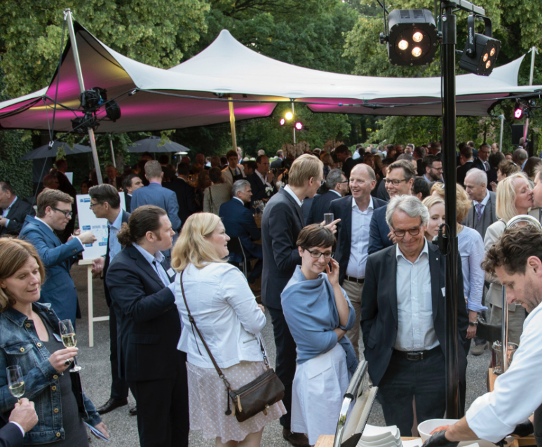 Stretchzelt Sommerfest Nijenrode