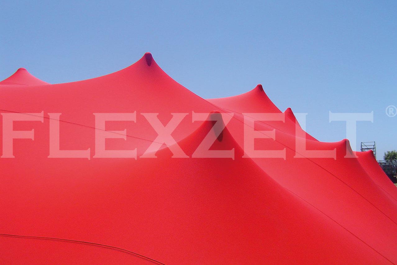 Flextent® - Flexzelt® - Opbouw - Aufbau